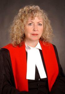 Justice Mona Lynch